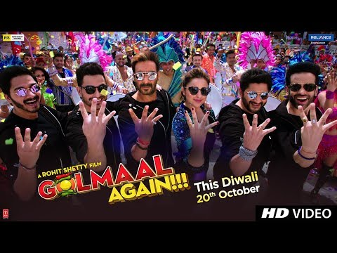 Golmaal Again | Releasing 20th October | Rohit Shetty | Ajay Devgn | PARINEETI