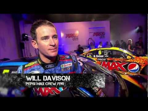 Pepsi max crew fpr 2013 season launch youtube for What is fpr rating