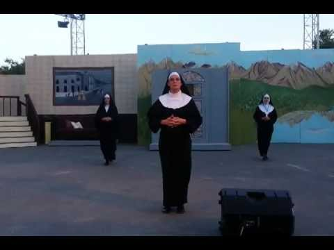 Sister Sophia opens The Sound of Music