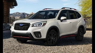 2019 Subaru Forester Design Features Technology Review