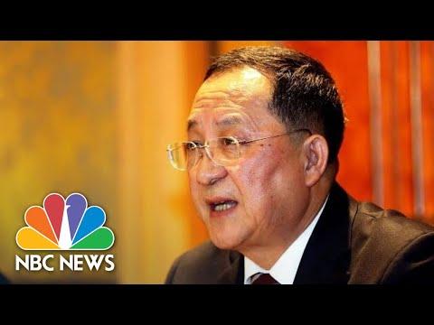 North Korea Disputes President Donald Trump's Assessment Of Hanoi Summit   NBC News