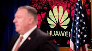 """Huawei : Londres a été """"berné par les Etats-Unis"""", pour Pékin"""