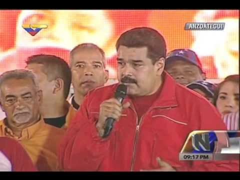 Presidente Maduro reacciona ante denuncias de Snowden de espionaje de la NSA a PDVSA