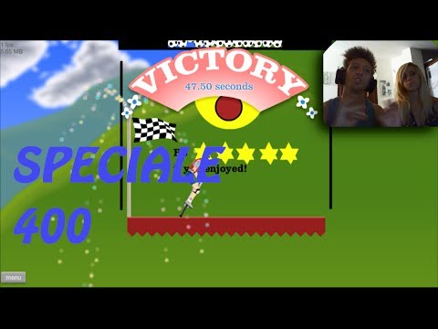 Happy Wheels Gameplay