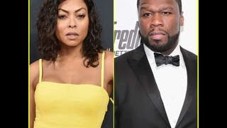 Taraji and 50 cent social media feud
