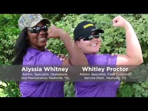 2017 Piedmont Natural Gas Rodeo - Spotlight on Women Competitors