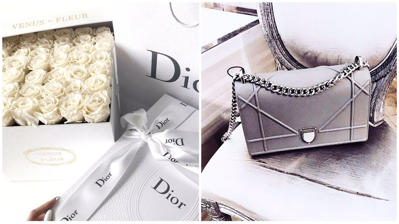 4c5fa220570c Dior Diorama Bag Review - YouTube