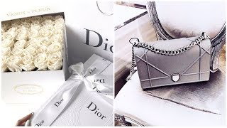what's inside my lady dior