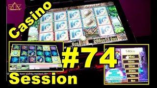Casino Session #74 - ODIN 2 Euro fast VOLLBILD!!! & Lord of the Ocean 6 auf 2 Euro!!!
