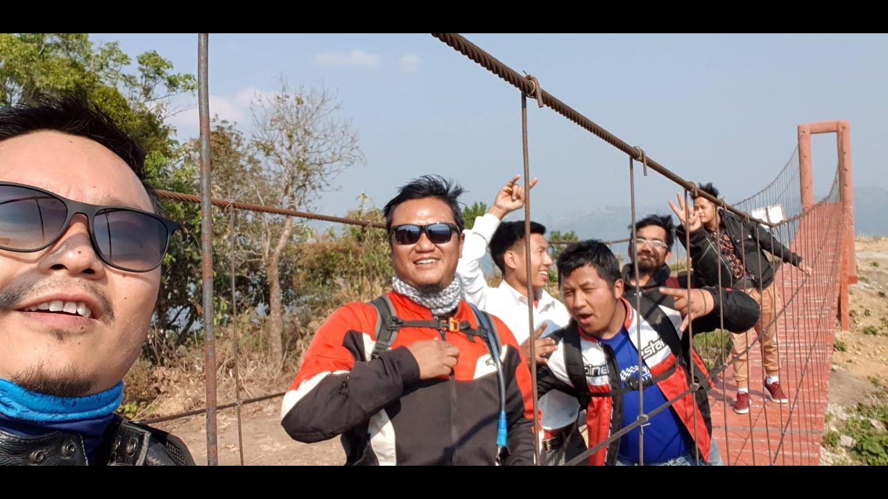 Group Ride @ Thawmpawnga Pûk, Ailawng