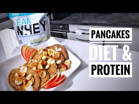recette-pancakes-rÉgime:-237kcal-!!