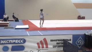 Ерёмина Лена Первенство России 2012
