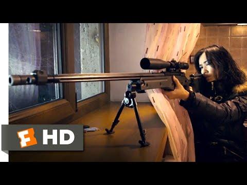 Diamond Cartel (2017) - My Assassin Girlfriend Scene (4/10)   Movieclips