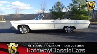 #7563 1963 Pontiac Catalina - Gateway Classic Cars of St. Louis