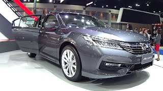 All new 2016, 2017 Honda Accord Spirior modulo, VTEC
