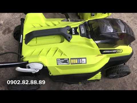 Thanh lý máy cắt cỏ ryobi và máy rửa xe 1800w giá 300k