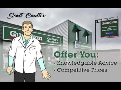 Coulters Pharmacy And Home Health Care