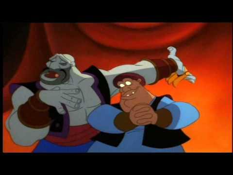 Dites oui ou non - Aladdin le roi des voleurs poster