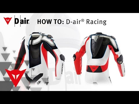 Dainese How to: D-air Racing