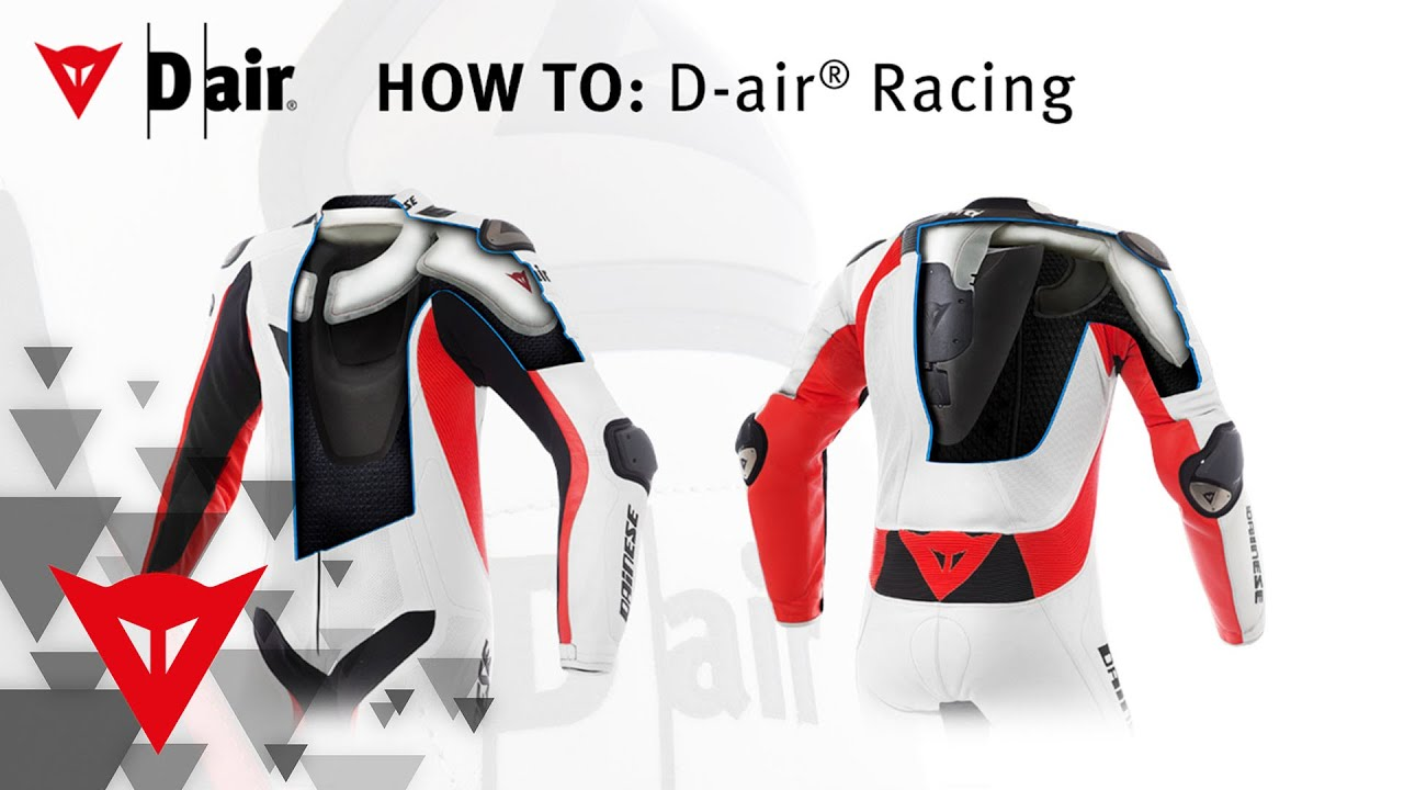 dainese how to d air racing youtube. Black Bedroom Furniture Sets. Home Design Ideas
