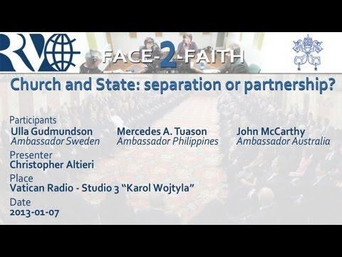 Church and State: separation or partnership?