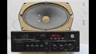 Как переделать кассетную магнитолу под aux, microsd, bluetooth и usb