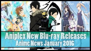 Anime News: Aniplex New Releases - Your Lie In April, Durarara!! X2 Ten, Saekano On [Blu-ray] + More
