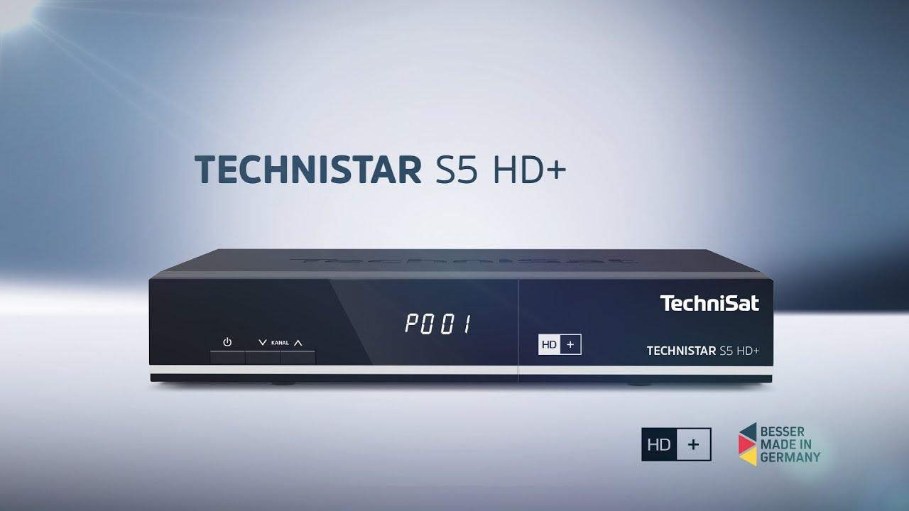 Video: Short Review Technistar S5 HD+ | HDTV-DigitalSat-Receiver mit HD+ Paket | TechniSat