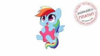 Нарисованные карандашом пони радуга  Как нарисовать карандашом пони радугу и звезду(Пони радуги это животные которые сопровождают нас почти всю нашу жизнь. Но многие люди не знают как нарисов..., 2014-07-24T18:55:56.000Z)