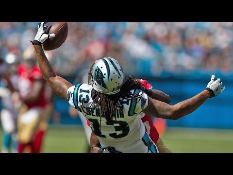 Kelvin Benjamin Highlights || Coming Back From ACL || Carolina Panthers || 2016-2017 Season ||