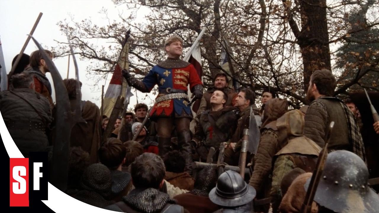 St Crispin's Day: Band of Brothers
