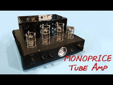 """Z Review - Monoprice """"Tube Amp"""" with Bluetooth and................................................"""