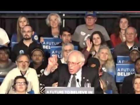 Bernie Sanders Tulsa Oklahoma 2-24-2016