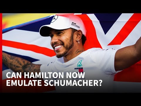 Why Schumacher's records are now in reach for Hamilton Mp3