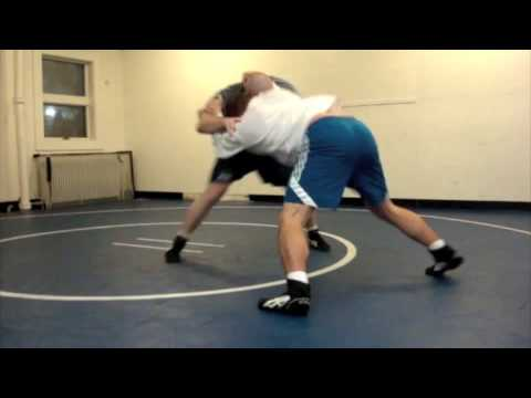 NAVY Wrestling Team Tryouts