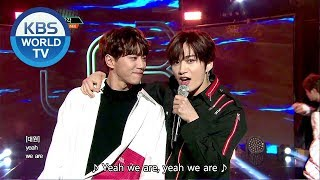 UNB - Feeling | 유앤비 - 감각 [Music Bank / 2018.05.11]