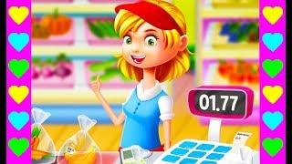 Мультики для детей. Игры супермаркет. Мультики 2017 для малышей. Развивающие мультфильмы. #Развиваша