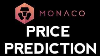 2018 Monaco (MCO) Crypto Currency Price Prediction