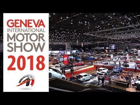 Женевский Автосалон 2018    GENEVA MOTOR SHOW 2018 Avtoritet