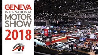 Женевский Автосалон 2018 || Geneva Motor Show 2018 Avtoritet