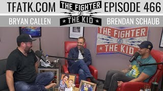 The Fighter and The Kid - Episode 466: Bert Kreischer