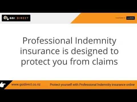 PI Insurance Quote in 30 Secs, Cover in 4 Mins - GSI