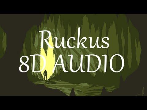 Konata Small - Ruckus [Fortnite Chapter 2] (8D AUDIO)