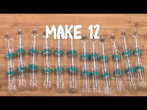 DIY - Plastic Bottle Recycling Bin