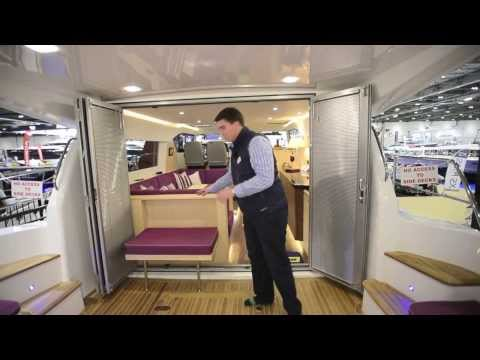 Hardy 40DS From Motor Boat & Yachting