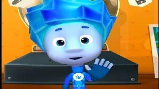фиксики приключения нолика – #6 Детский игровой мультик для детей!