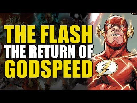 Flash Rebirth Vol 6: The Return Of Godspeed