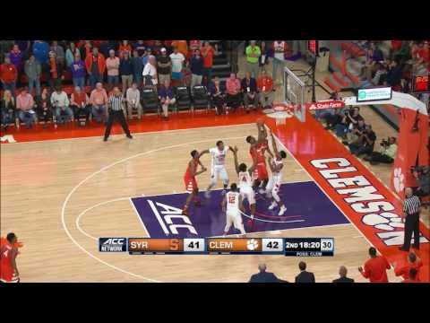 Highlights | Syracuse vs. Clemson