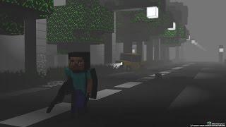 Minecraft сериал: Зомби апокалипсис. (1 серия)