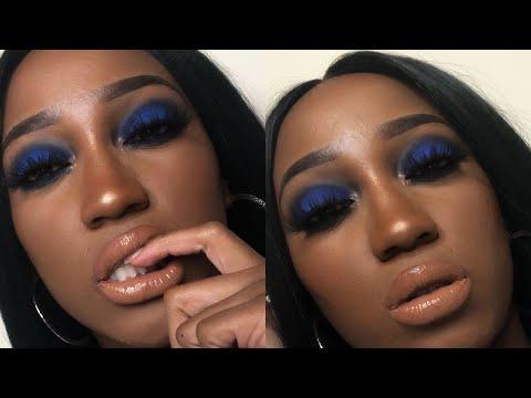*New* Dose of Colors Snow Angels Palette Mini liquid lipstick Makeup Look thumbnail